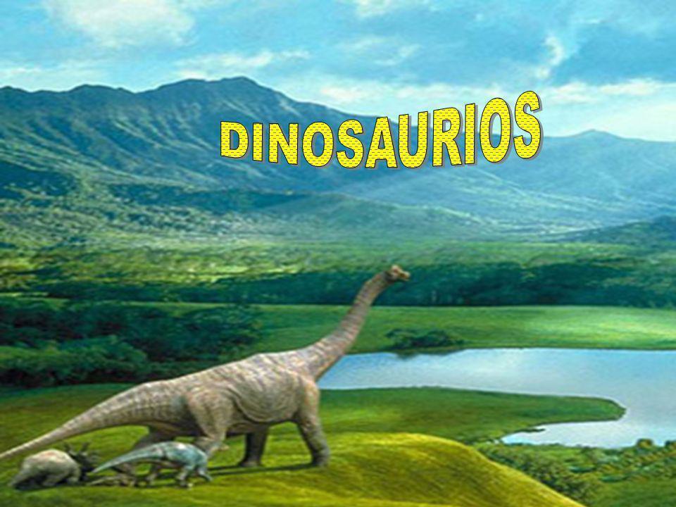 ¿Qué es un dinosaurio.