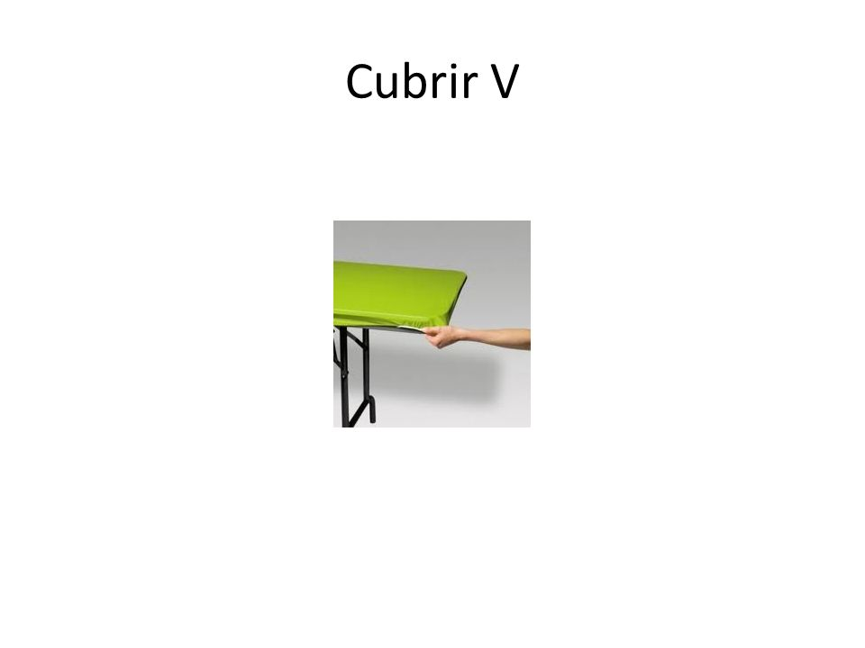 Cubrir V