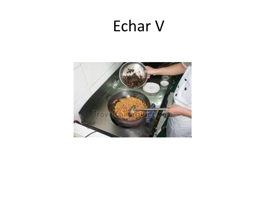 Echar V