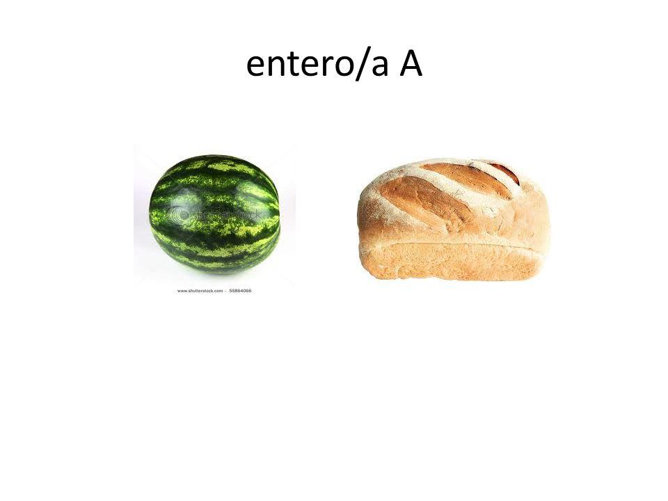 entero/a A