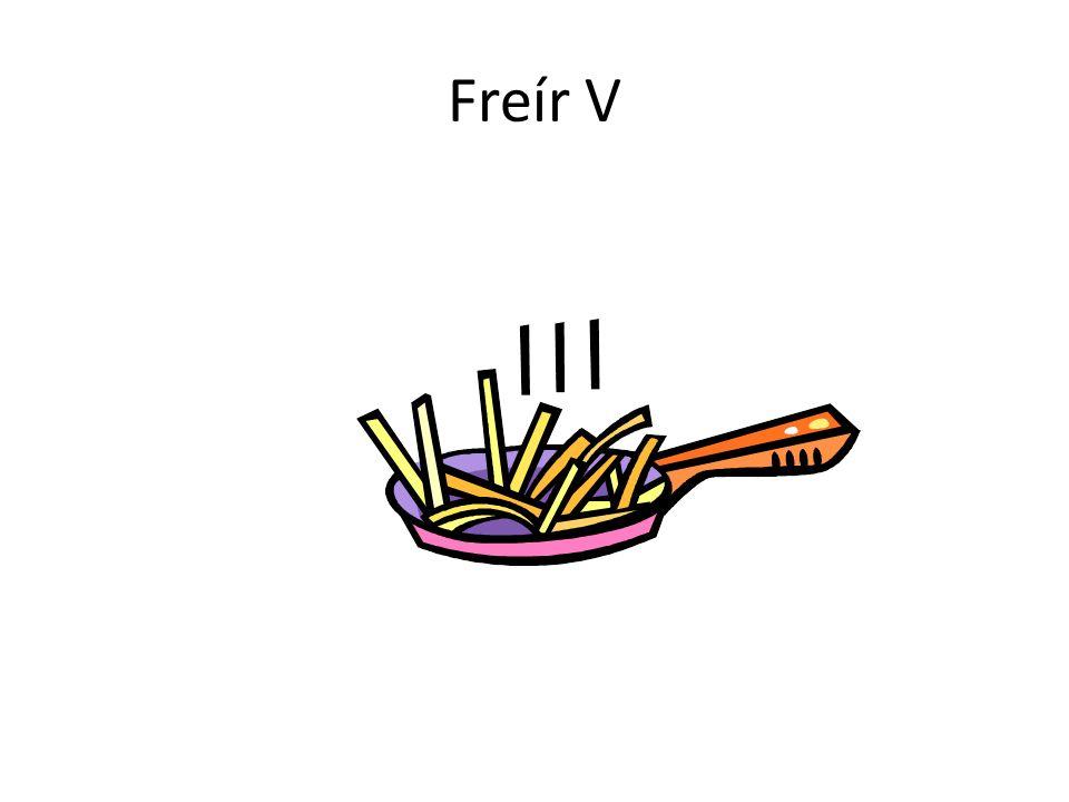 Freír V