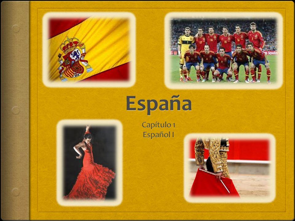 La capital de España es Madrid.