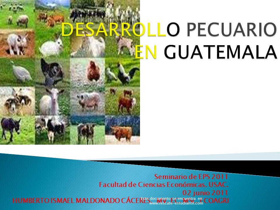 Carne Leche y derivados Huevos Este documento se encuentra en: www.rescate-estudiantil.com
