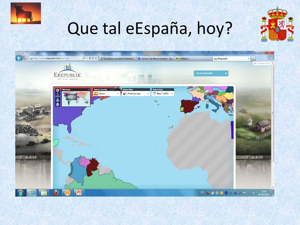 Que tal eEspaña, hoy