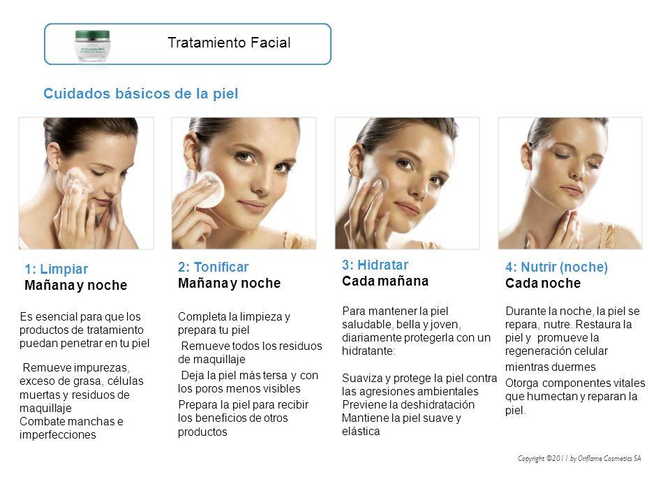 Cuidados básicos de la piel Es esencial para que los productos de tratamiento puedan penetrar en tu piel Remueve impurezas, exceso de grasa, células m