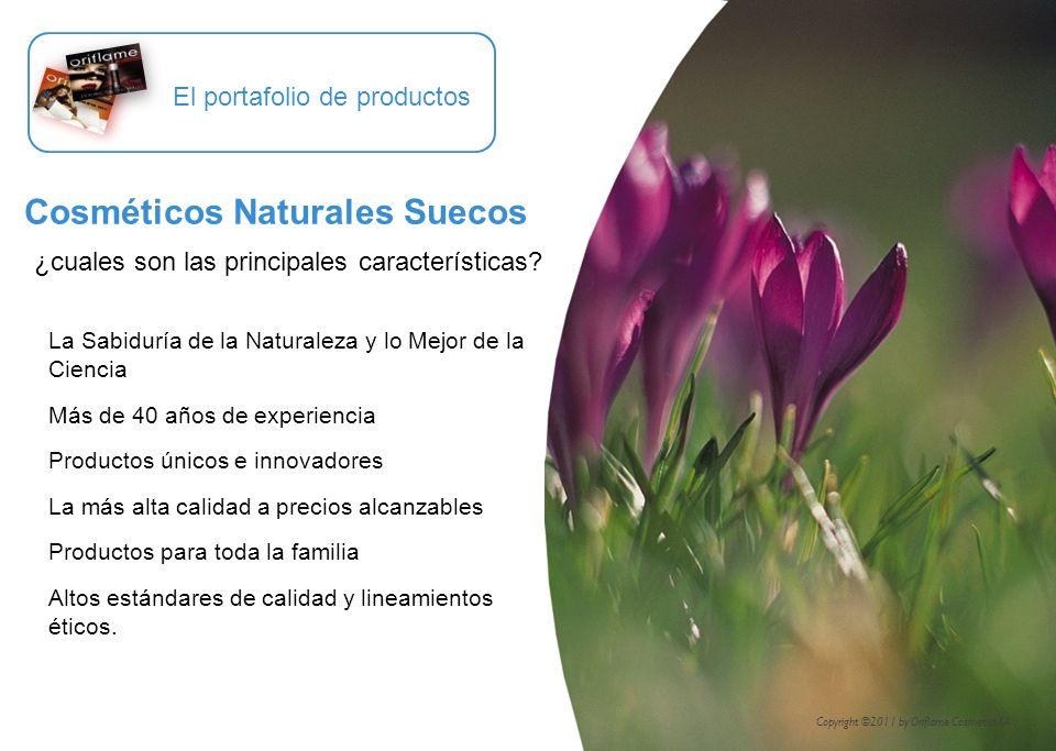 1. EL PORTAFOLIO DE PRODUCTOS ORIFLAME La Sabiduría de la Naturaleza y lo Mejor de la Ciencia Más de 40 años de experiencia Productos únicos e innovad