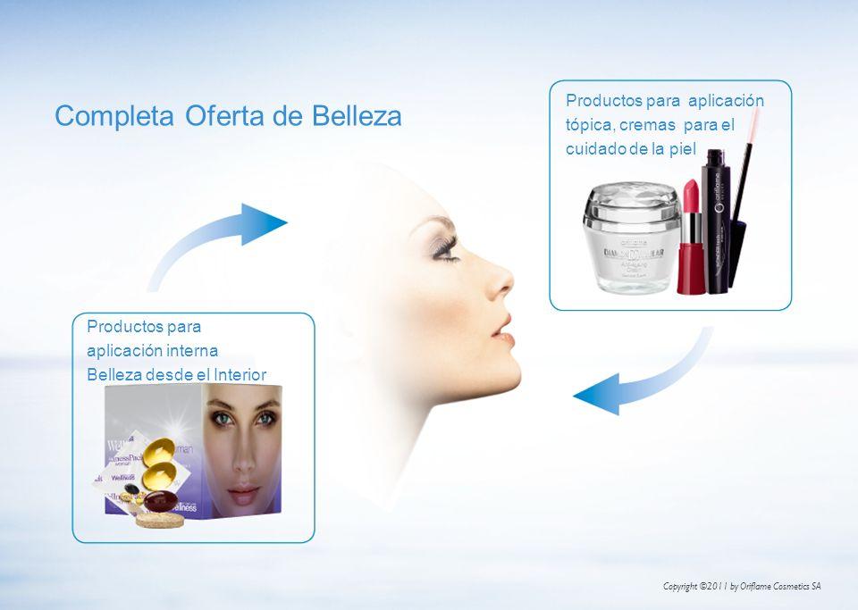 Productos para aplicación interna Belleza desde el Interior Completa Oferta de Belleza Productos para aplicación tópica, cremas para el cuidado de la