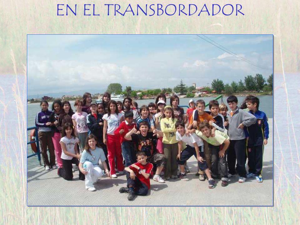 EN EL TRANSBORDADOR