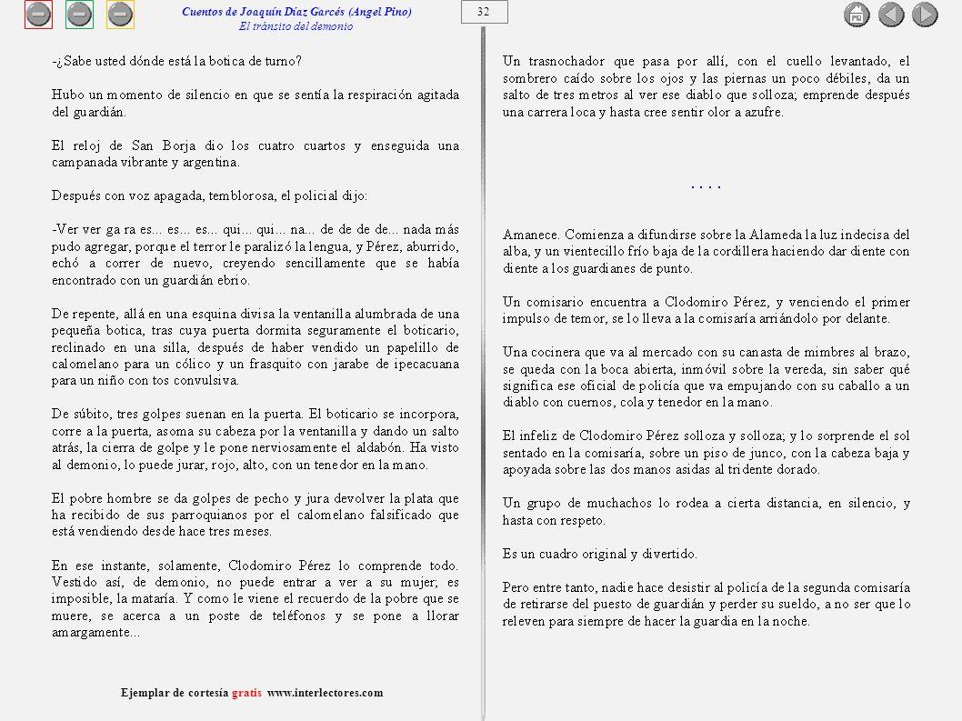 33 Ejemplar de cortesía gratis www.interlectores.com