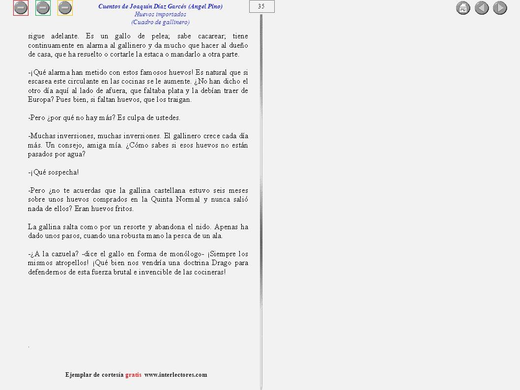 36 Ejemplar de cortesía gratis www.interlectores.com