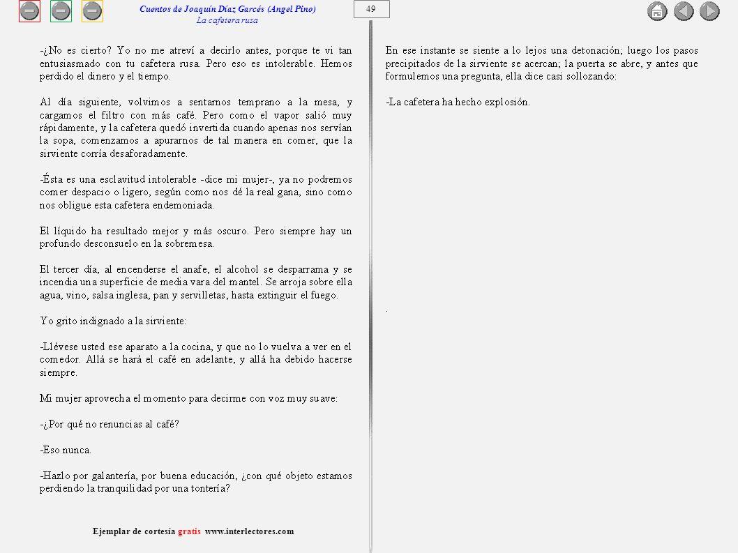 50 Ejemplar de cortesía gratis www.interlectores.com
