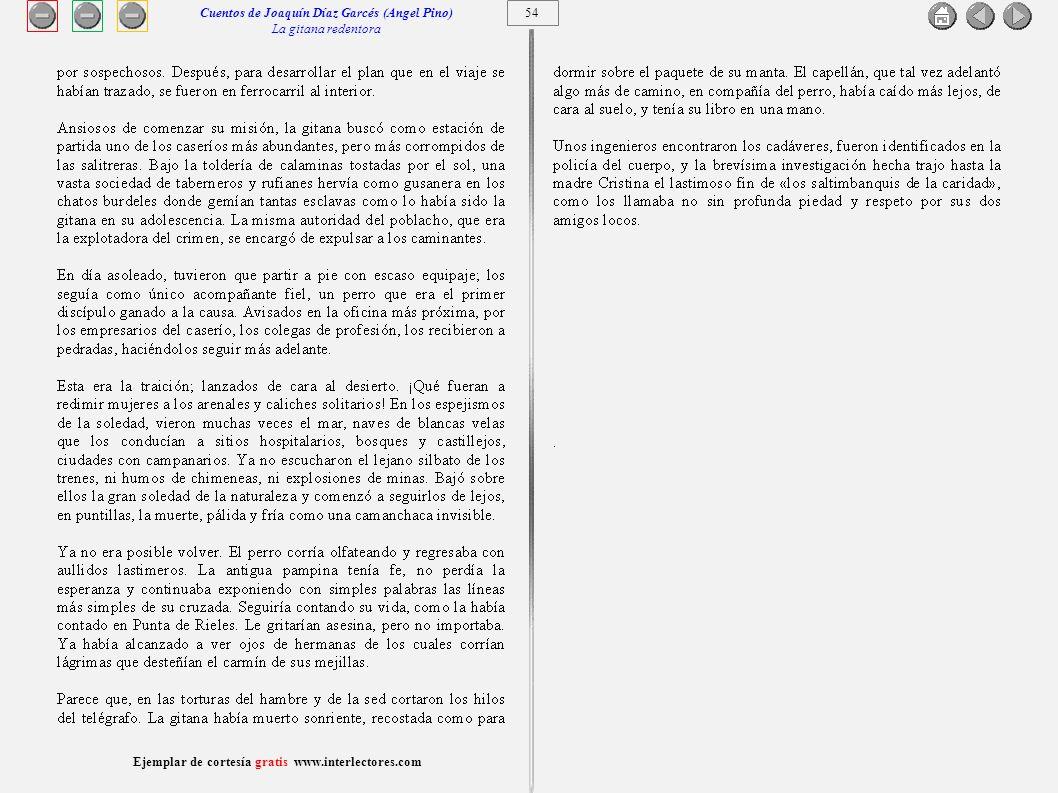 55 Ejemplar de cortesía gratis www.interlectores.com