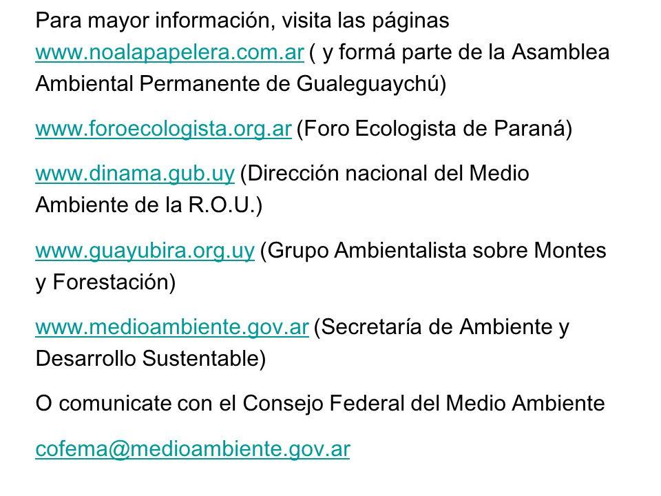 Entre los incumplimientos legales por parte de ambos países, Presidentes Néstor Kirchner y Tabaré Vázquez, se encuentran: Incumplimiento del art. 41 d