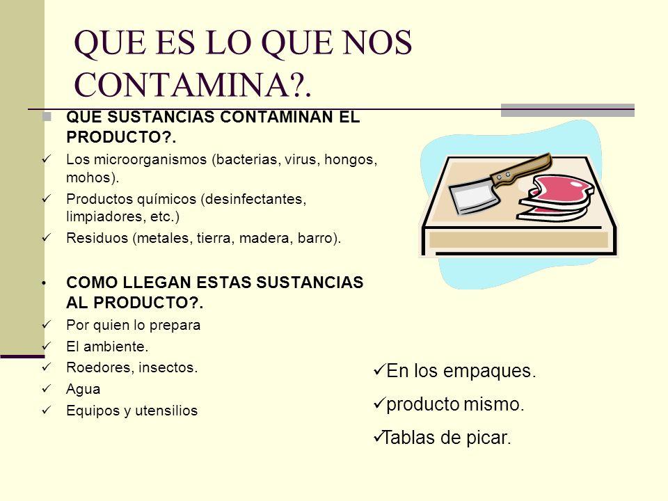 NOMBRECONSECUENCIASDONDE SE ENCUENTRA PREVENCION Salmonelosis (salmonela) Nauseas, vómitos, diarrea abundante, cefalea.