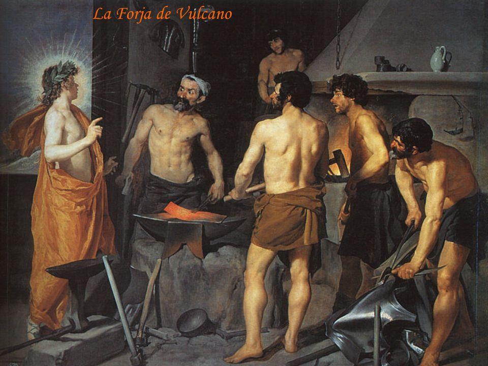La Forja de Vulcano