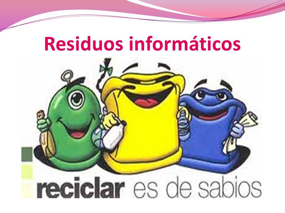 Residuos informáticos