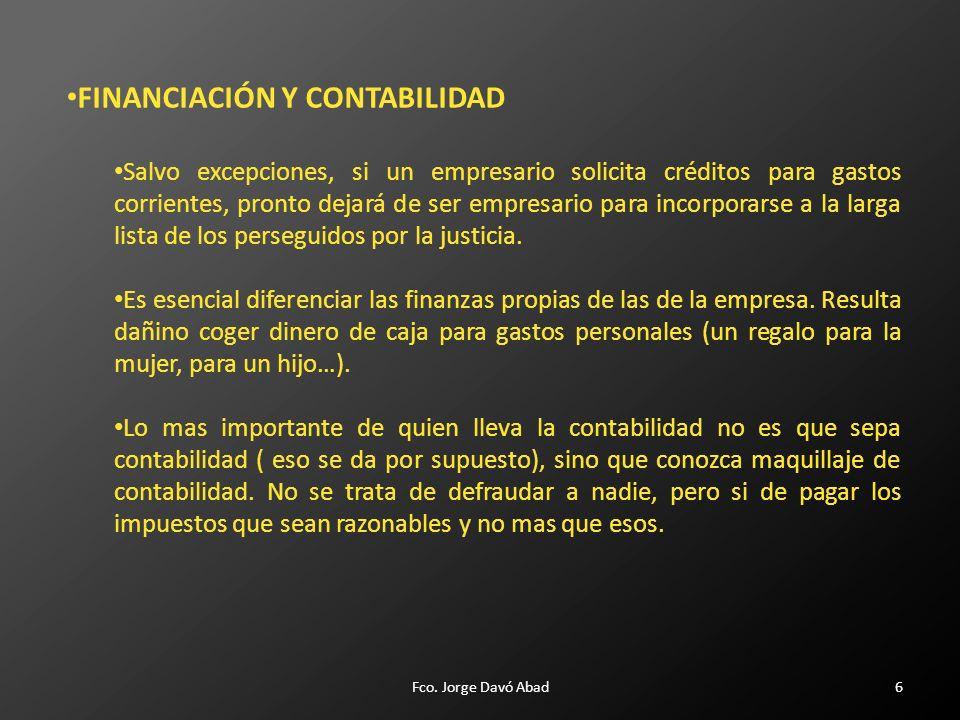 17 Hay que seleccionar a personas que sean locomotoras, no vagones Fco. Jorge Davó Abad