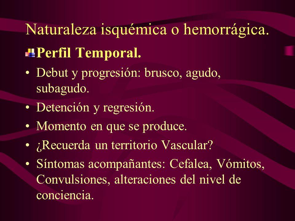 Otras causa de ECV isquémica.Disecciones Arteriales.