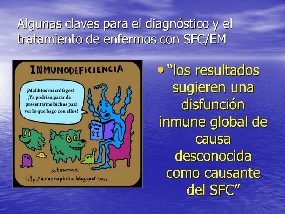 Algunas claves para el diagnóstico y el tratamiento de enfermos con SFC/EM Desde ASSSEM y LigaSFC nos gustaría realizar este tipo de actos de forma trimestral.