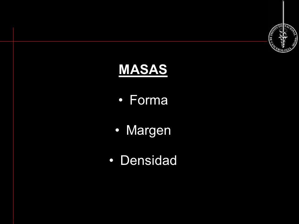 MASTOGRAFIA La sensibilidad de la mastografía disminuye en las mamas extremadamente densas o en las mamas predominantemente fibroglandulares (18-30%) La combinación con US es efectiva para descartar cáncer en estos casos (S 93%) ACR BI-RADS 2003 Pizzamiglio, HERAKLEION.