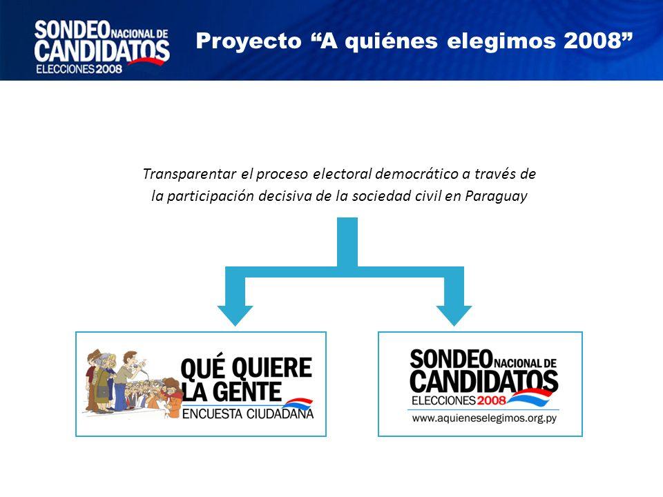 Consulta a todos los candidatos a presidentes, vicepresidentes y parlamentarios en lugares prinicipales de la lista.
