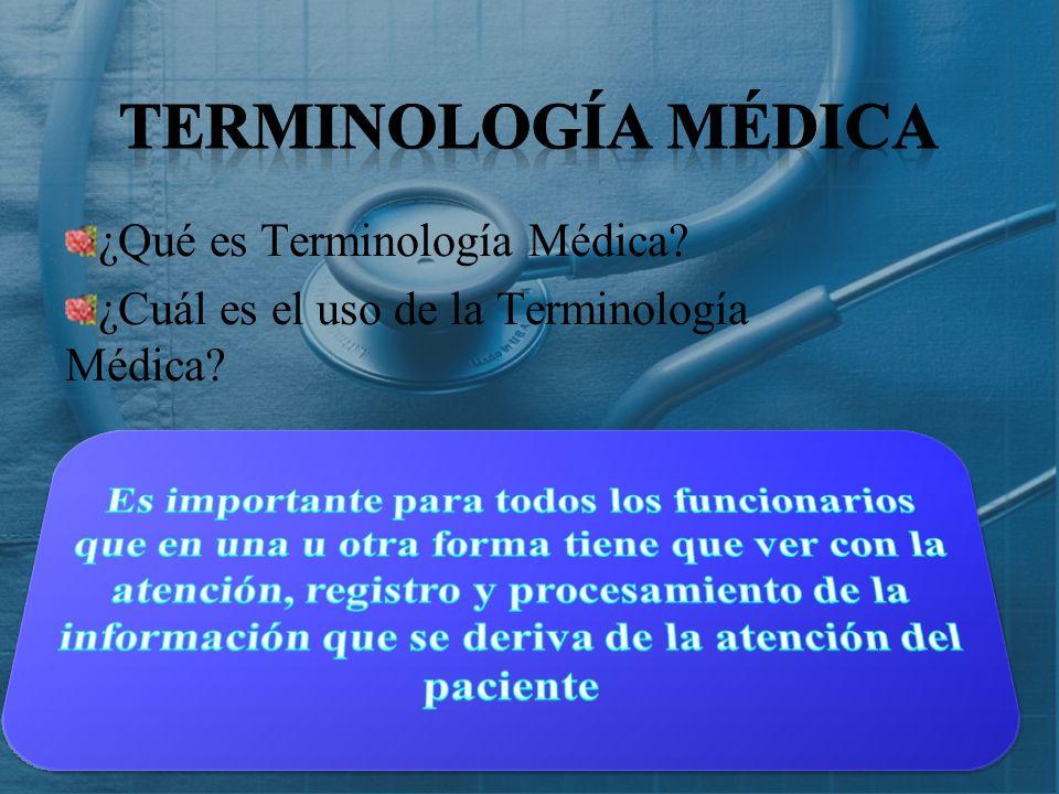 Sufijos y elementos componentes de términos de diagnóstico SUFIJOTÉRMINOANÁLISISDEFINICIÓN Cele (G) Hernia, tumor CistoceleKistis: vejiga Kele: hernia Hernia de la vejiga GastroceleGaster: estómagoHernia del estómago HidroceleIdor: agua Kele: tumor Tumor seroso (como el de testículo) Emia (G) Sangre AnemíaAn: sin Aima: sangre Deficiencia de eritrocitos o hemoglobina o ambos HiperglicemiaYper: excesivo Glykus: dulce, azúcar Azúcar anormalmente grande en la sangre