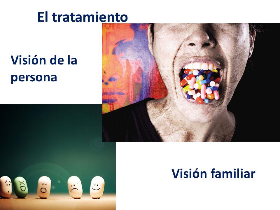 El tratamiento Visión familiar Visión de la persona