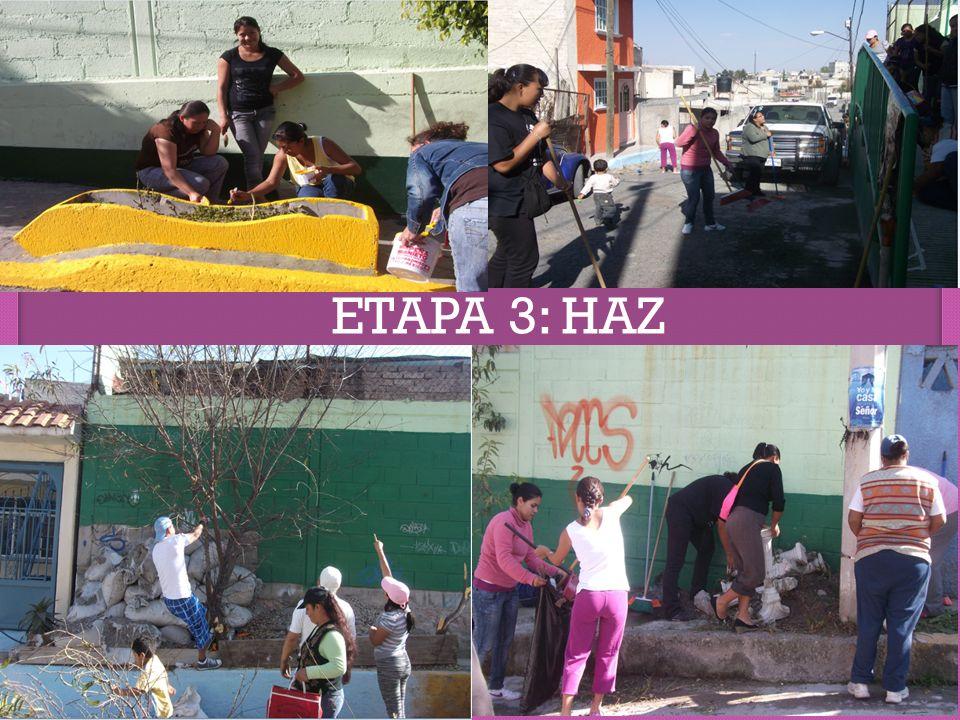 ETAPA 3: HAZ :HAZ