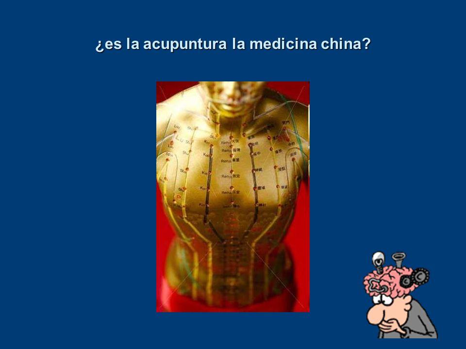Láser - Cromoterapia Terapéutica Acupuntura – Moxibustión Técnicas de masaje Martillo flor de ciruelo Ventosas, sangrías Infrarrojos, ultravioletas Técnicas de manipulación Quimiopuntura Láser, cromopuntura Implantación de catgut FarmacopeaDietoterapia Qi Gong Métodos de higiene Dietética, Técnicas de gimnasia energética : Qi Gong, Tai Chi.