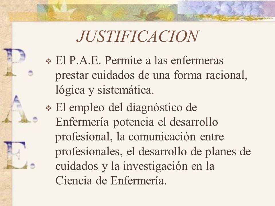 TIPOS DE PLANES DE CUIDADOS Individualizado – Paciente en concreto.