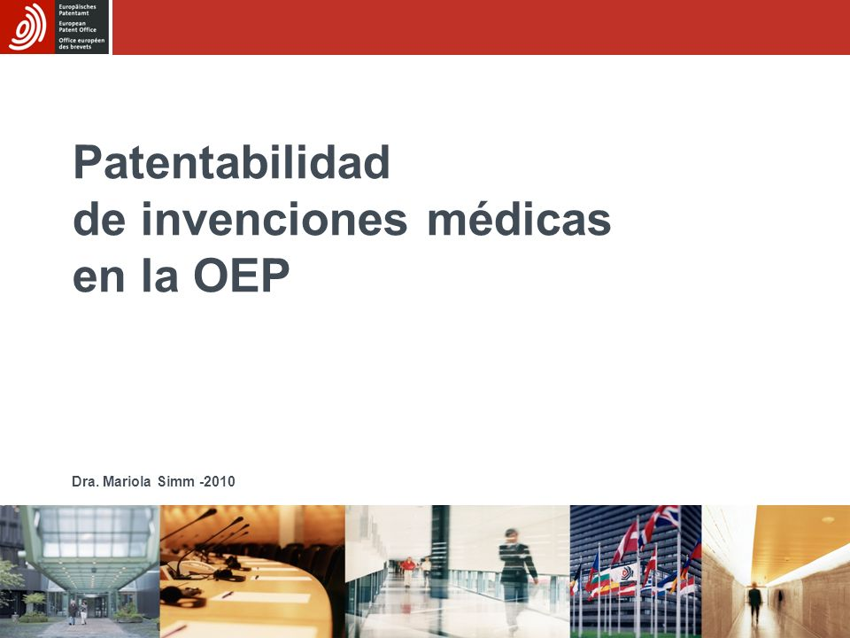 Esquema de la presentación Métodos Qué dice la CEP sobre los métodos de tratamiento.
