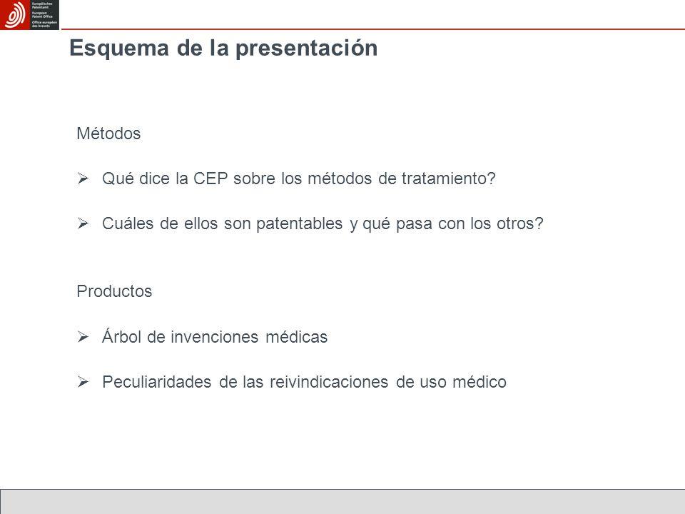3 Métodos de tratamiento Art. 53 c) CEP