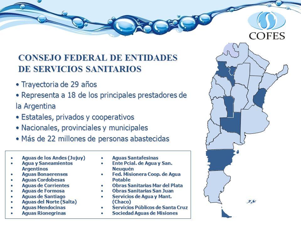 Trayectoria de 29 años Trayectoria de 29 años Representa a 18 de los principales prestadores de la Argentina Representa a 18 de los principales presta
