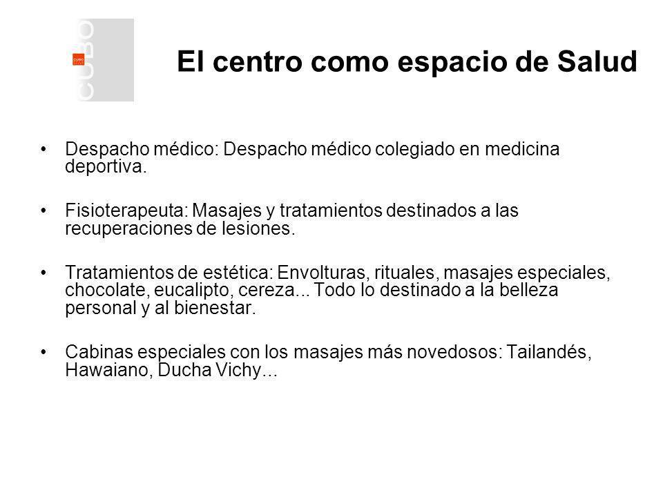 Despacho médico: Despacho médico colegiado en medicina deportiva.