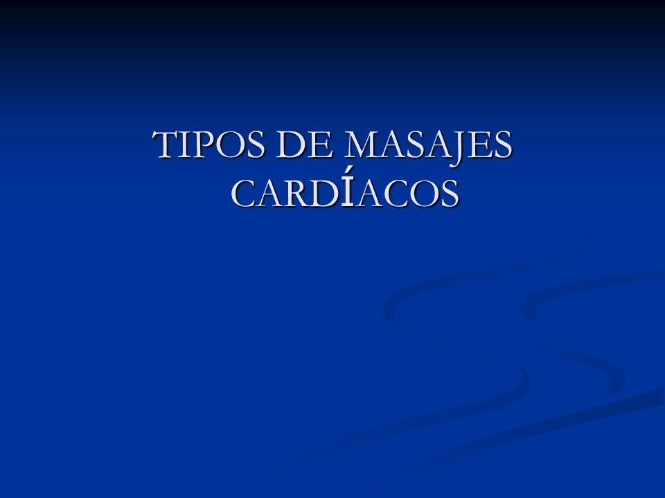 TIPOS DE MASAJES CARD Í ACOS