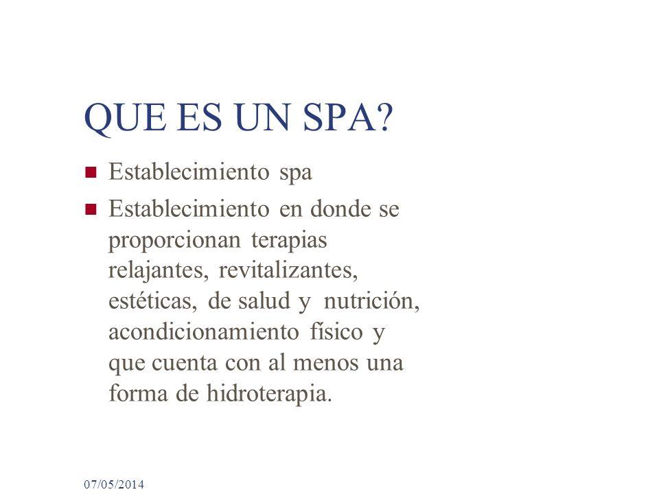 Que Es Un Baño Turco:07/05/2014 QUE ES UN SPA? Establecimiento spa Establecimiento en donde