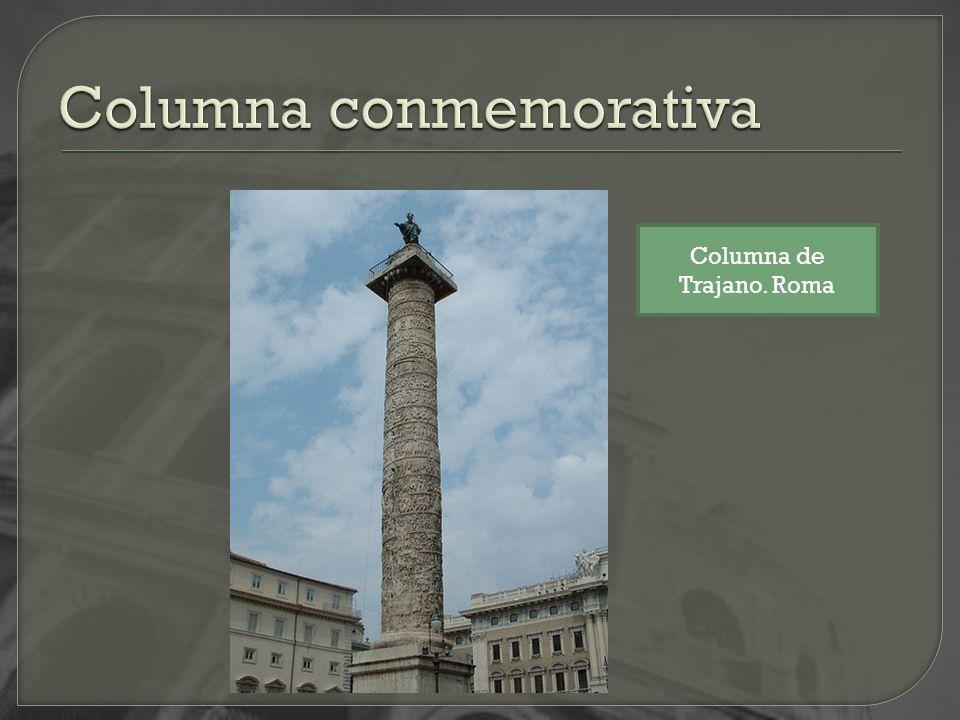Columna de Trajano. Roma