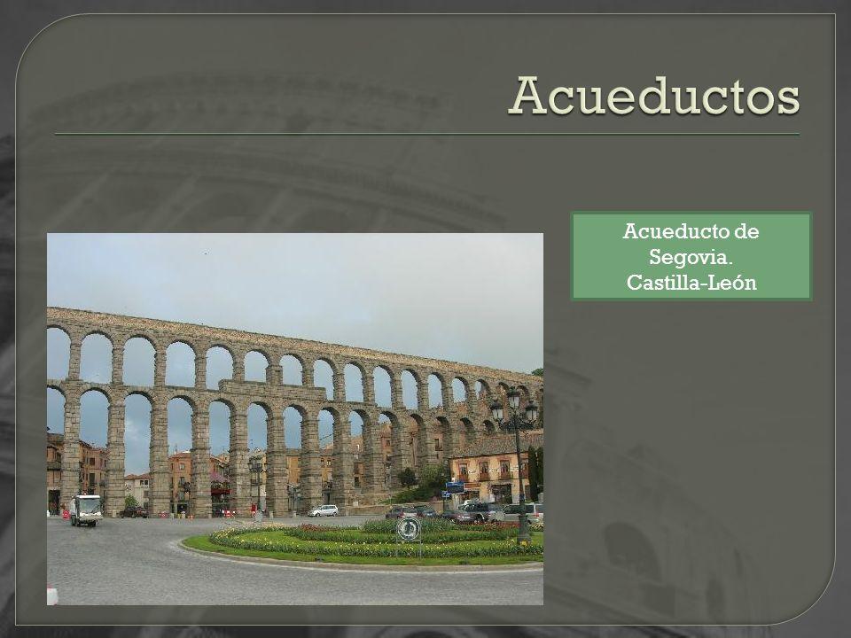 Acueducto de Segovia. Castilla-León