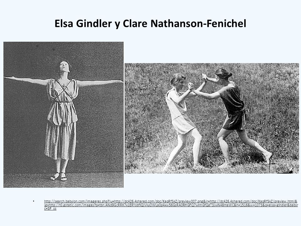 Elsa Gindler y Clare Nathanson-Fenichel http://search.babylon.com/imageres.php?iu=http://dc426.4shared.com/doc/KaqRfSkZ/preview007.png&ir=http://dc426.4shared.com/doc/KaqRfSkZ/preview.html& ig=http://t0.gstatic.com/images?q=tbn:ANd9GcRRK7x1ERYsbfIQlVkyOWLa0p4xw56GsRA0RHGFQ7wImGfQeT3JwN48maWC&h=1516&w=1073&q=elsa+gindler&babsr c=SP_ss