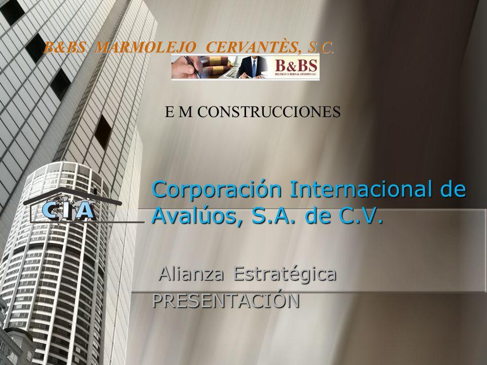 Corporación Internacional de Avalúos, S.A.de C.V.