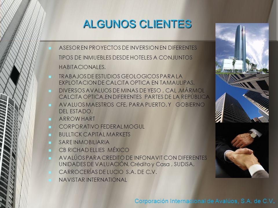 ALTOS HORNOS DE MEXICO S.A B de C.V y sus diferentes filiales CONSULADOS EN UNION AMERICANA LABORATORIOS FARMACEUTICOS OLFARMA Y PSICOPARMA.