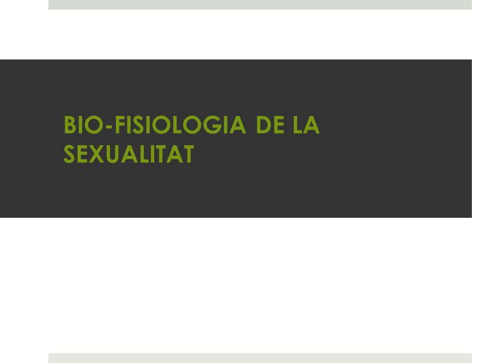BIO-FISIOLOGIA DE LA SEXUALITAT