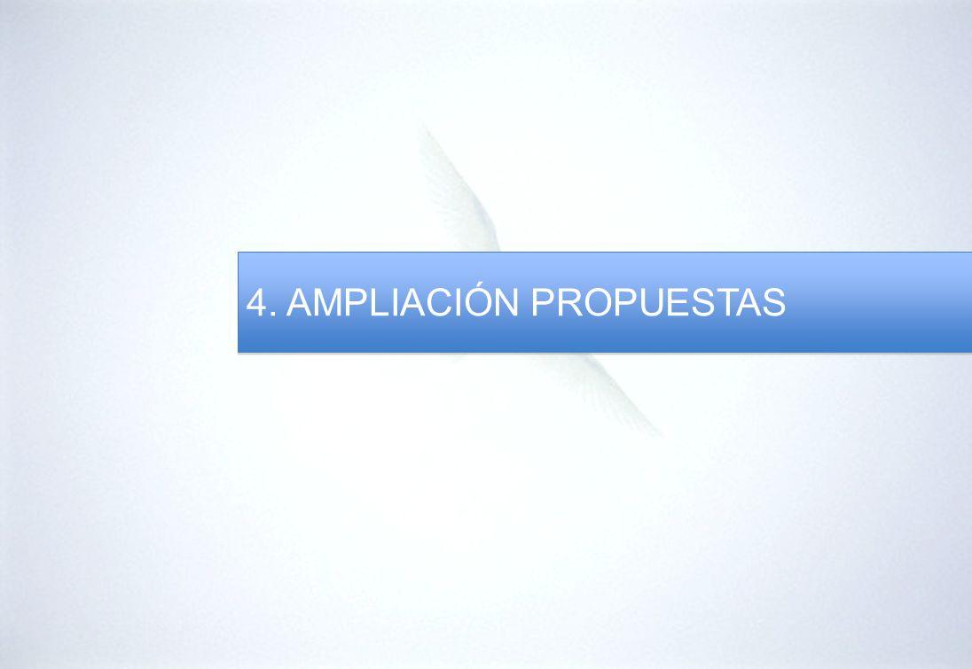 4. AMPLIACIÓN PROPUESTAS