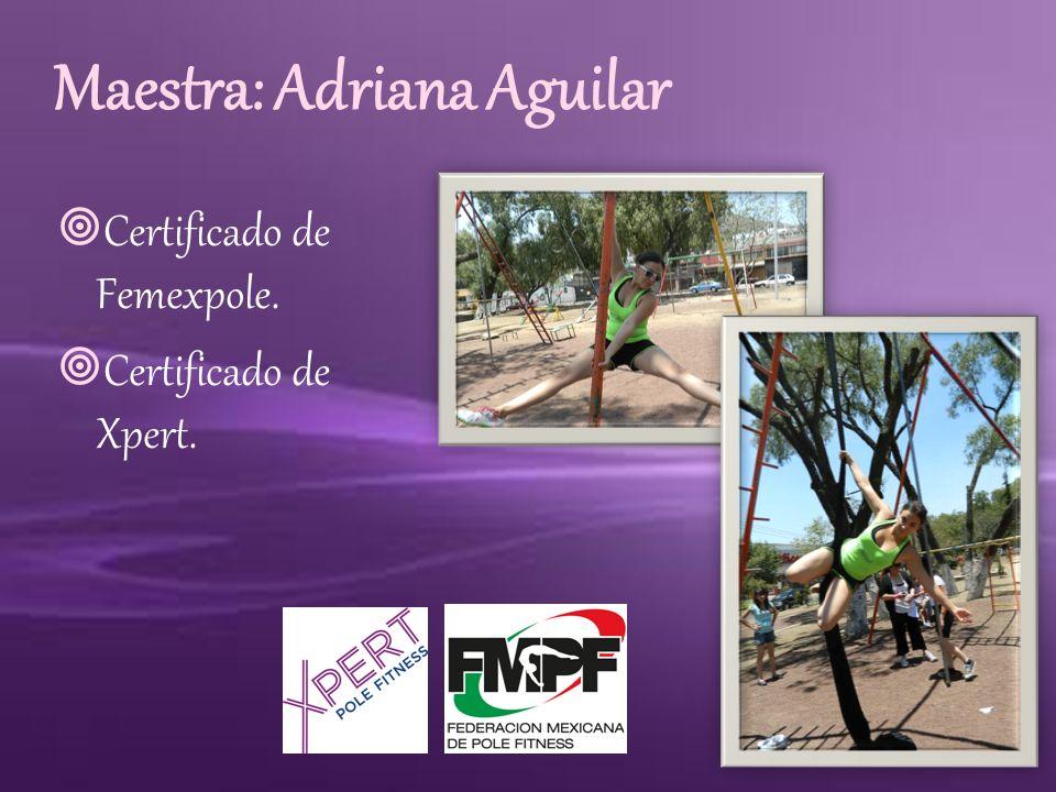 Coach: Miguel Vera Certificado de Body Building (CONADE).