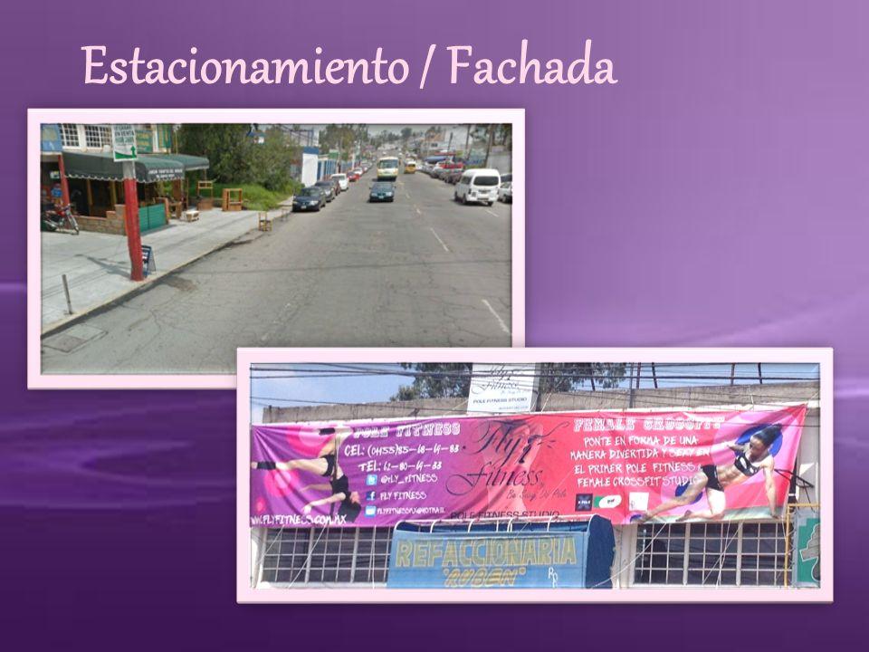 Nuevas instalaciones (exterior) Plaza sin intensión, dedicada al cuidado de la mujer.
