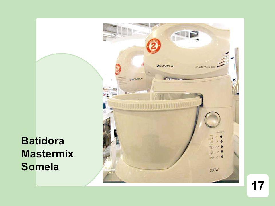 Batidora Mastermix Somela 17