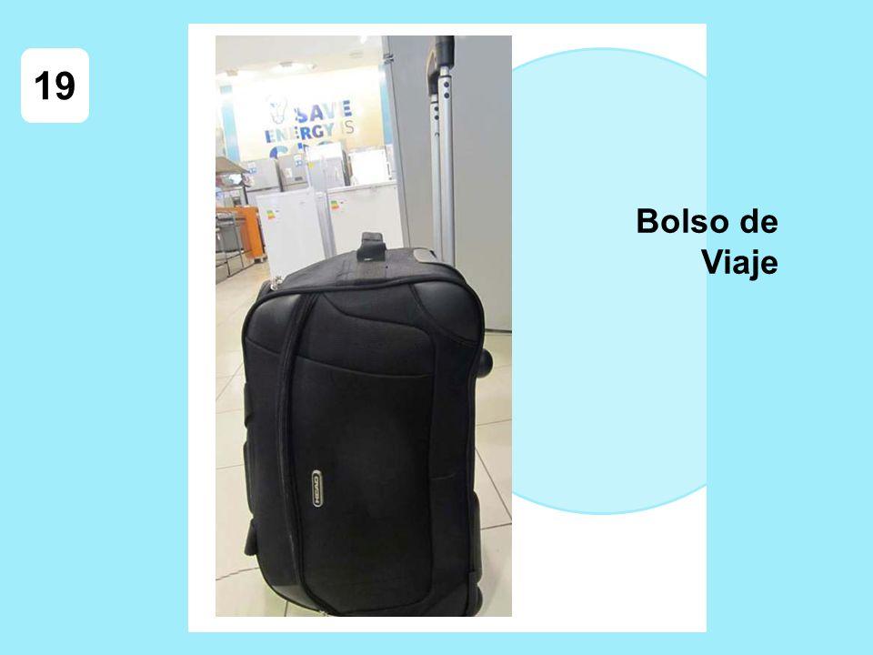 Bolso de Viaje 19