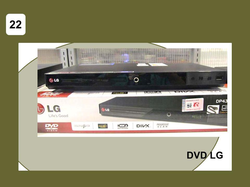22 DVD LG