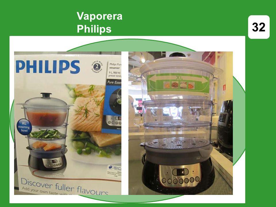 32 Vaporera Philips