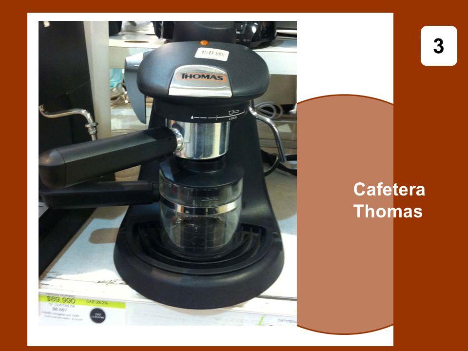 Cafetera Thomas 3